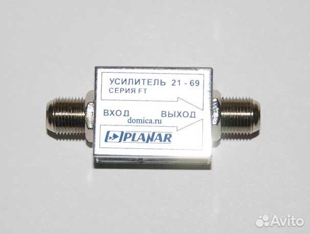 антенный усилитель dvb-t2 planar