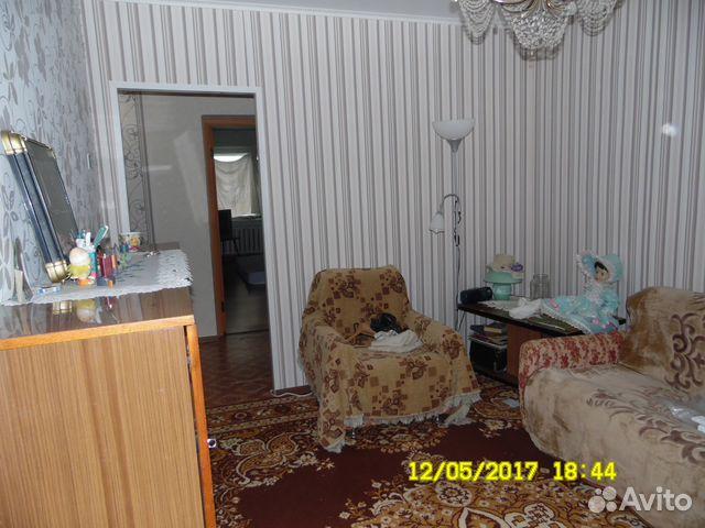 Продается двухкомнатная квартира за 460 000 рублей. Балашовский район, Санаторий улица, д. 34, село Пады.