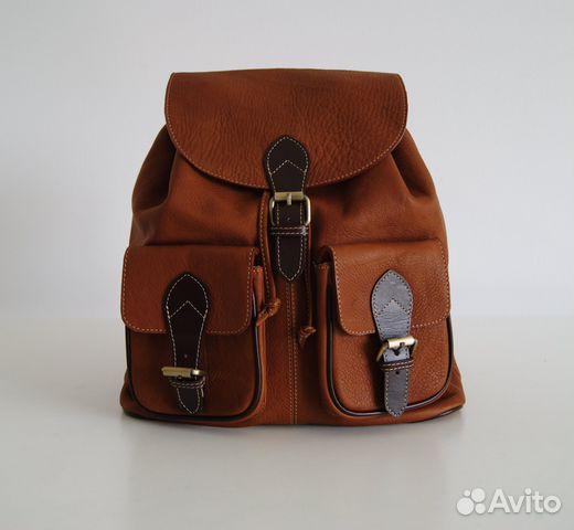c0f368950b63 Рюкзак кожаный | Festima.Ru - Мониторинг объявлений