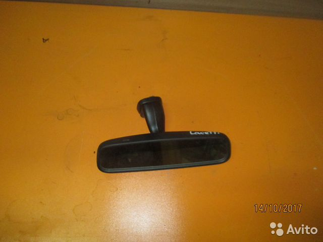 зеркало салонное заднего вида chevrolet lacetti