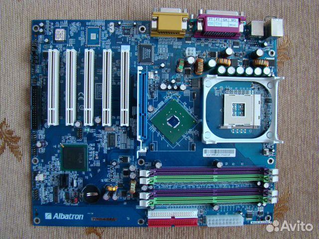 Drivers: Albatron PX865PE Lite (V2.0)