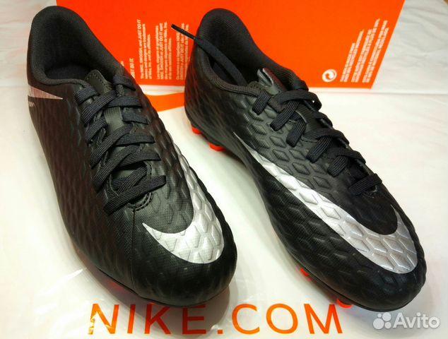 Новые детские футбольные бутсы Nike 35 размер   Festima.Ru ... 905720ad845