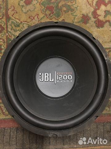 Сабвуфер JBL GT-X1200 - фото 4
