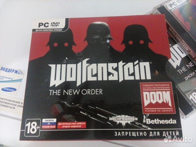 Компьютерная игра 4 диска