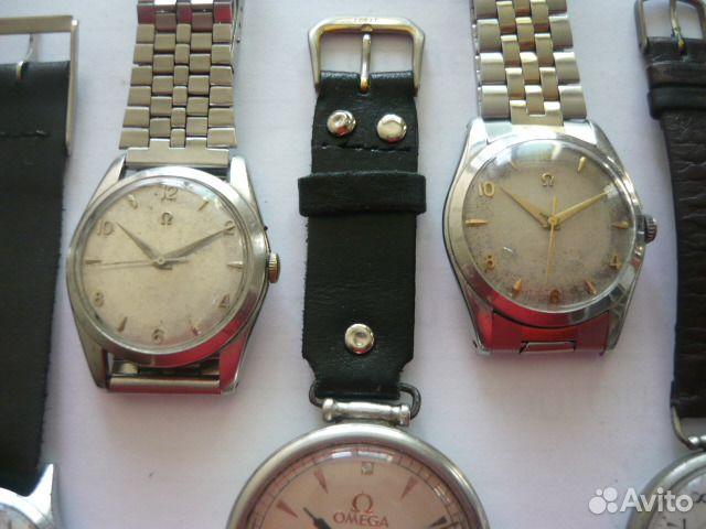 Часы наручные омега 007