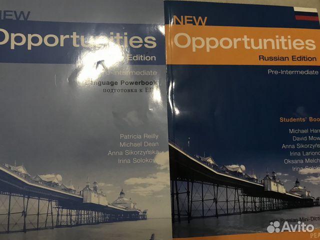 Opportunities pre-intermediate по edition английскому russian гдз