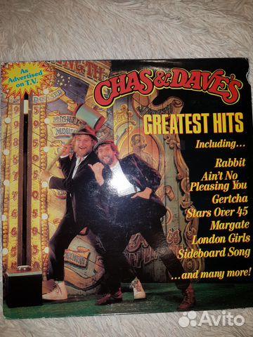 Виниловая пластинка Chas Daves 89185565096 купить 1