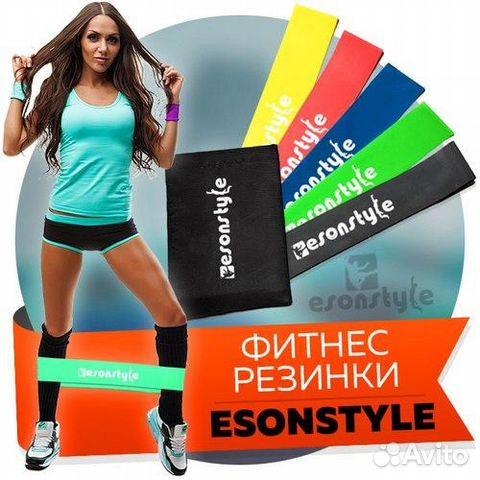 Esonstyle фитнес резинки видео