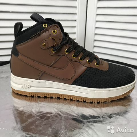 e8c81634 Кроссовки Nike Air Force Duck Boot Brown 41p | Festima.Ru ...