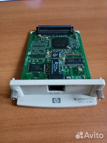 Принт сервер (внутренний) HP Jetdirect 615n | Festima Ru