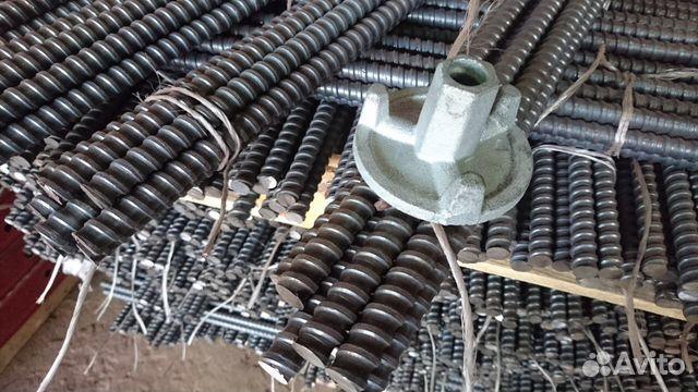 строительные шпильки для опалубки