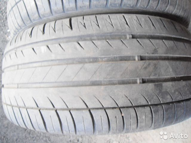 Michelin Pilot Exalto на R16 205/45 2шт Germany купить 4