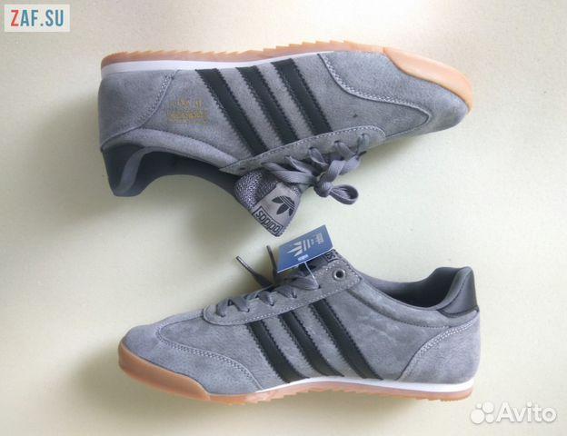 3b2ea5b699f9 Мужские кроссовки Adidas Dragon, серые, р-ры 41-46— фотография №