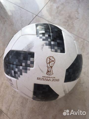 Футбольный мяч Telstar 18  0ebba446ec446