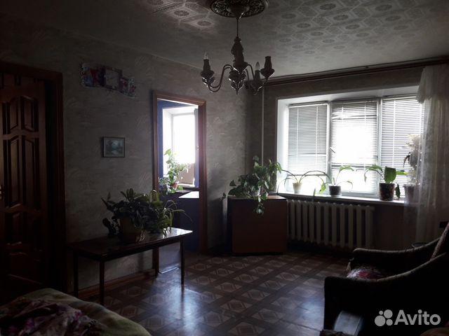 Продается четырехкомнатная квартира за 2 350 000 рублей. ул Ворошилова, 14кБ.