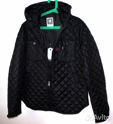 a13bc6137b56 Куртка черная стеганая новая мужская G-Star ориг | Festima.Ru ...