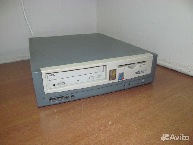 Компьютер ArByte Forte S4DA iC-1,7GHz/256Mb DDR/40