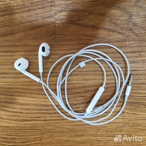 Наушники Apple EarPods - Оригинал  fcffdb2fbf271