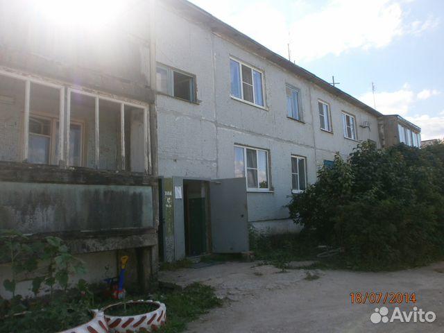 Продается трехкомнатная квартира за 850 000 рублей. Новгородская область, Батецкий район, деревня Новое Овсино.
