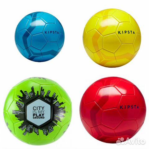 Футбольный мяч Kipsta. 3 вида купить в Санкт-Петербурге на Avito ... a24504bb544