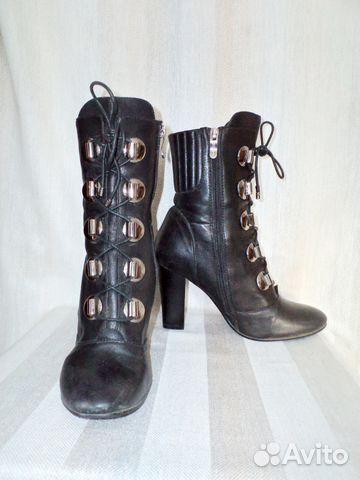 Ботинки осенне-весенние 89307162691 купить 1