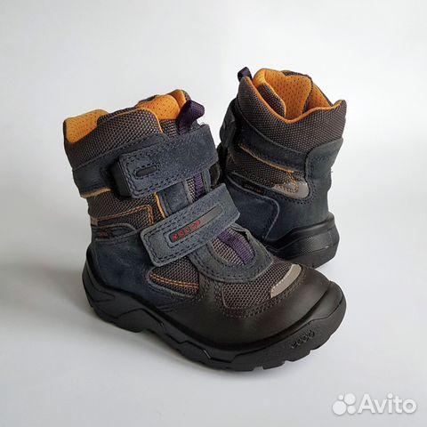Ecco зимние сапоги ботинки экко 27  94223c7759f07