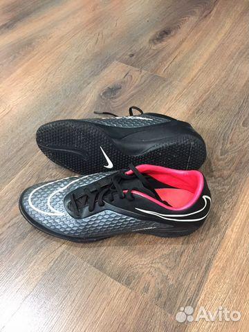Бутсы Nike без шипов купить в Московской области на Avito ... 48e510c29a8