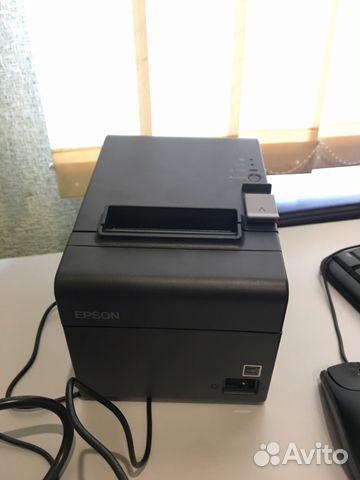 Принтер Epson TM-T20II 89787553791 купить 1