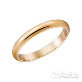 ae198b375154 Обручальное кольцо Cartier желтое золото 750 пробы   Festima.Ru ...