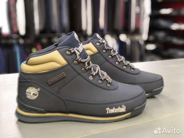Зимние мужские ботинки Timberland 0f41dedaf1e6b