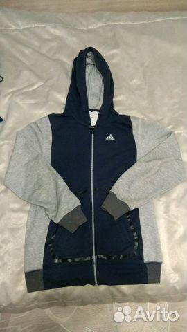 52703c75fe9752 Кофта Adidas с капюшоном | Festima.Ru - Мониторинг объявлений