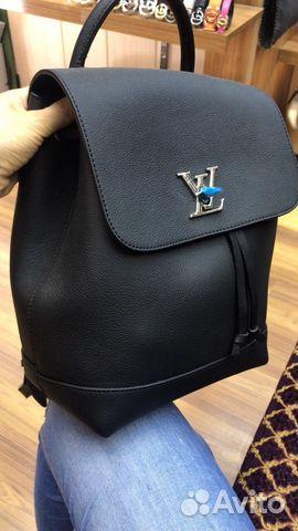 792d3fb10616 Рюкзак Louis Vuitton купить в Пермском крае на Avito — Объявления на ...