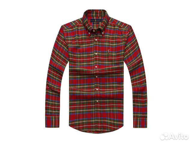 e72443f3252a Рубашка Ralph Lauren купить в Москве на Avito — Объявления на сайте ...
