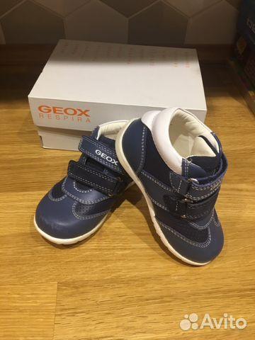 d3206f2a Geox ботинки-кроссовки купить в Московской области на Avito ...