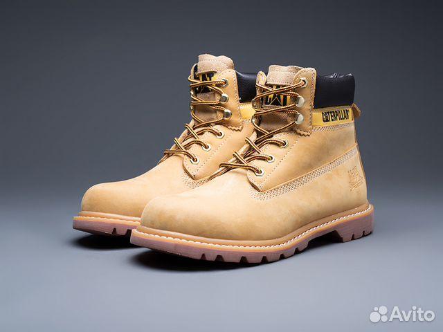 aa4156719 Ботинки Caterpillar Colorado купить в Санкт-Петербурге на Avito ...