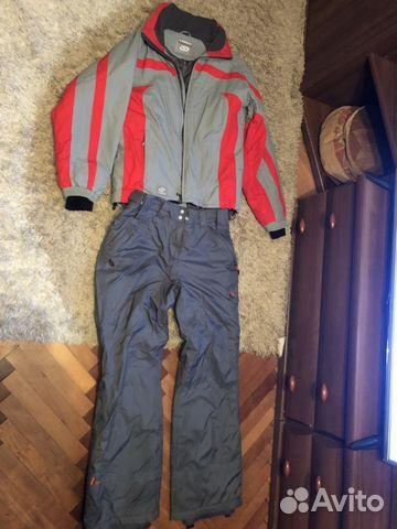 8316ec15e55d Лыжный костюм купить в Санкт-Петербурге на Avito — Объявления на ...