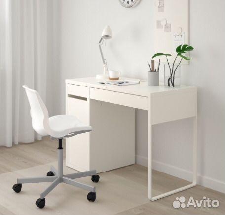 письменный белый стол икеа микке обмен Festimaru мониторинг