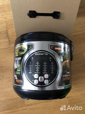 мультиварка Polaris Pmc 0580ad купить в краснодарском крае на Avito