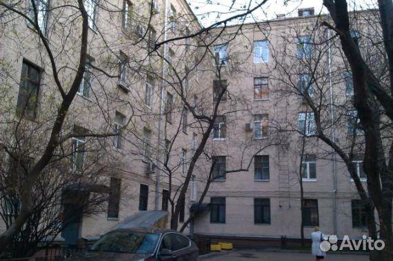 Продается четырехкомнатная квартира за 14 180 000 рублей. Москва, Большая Грузинская улица, 40к1.