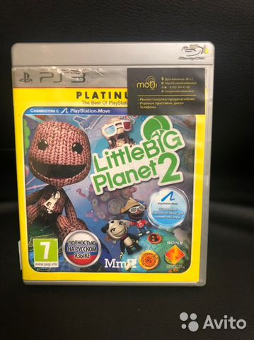 Little Big Planet 2 для PS3