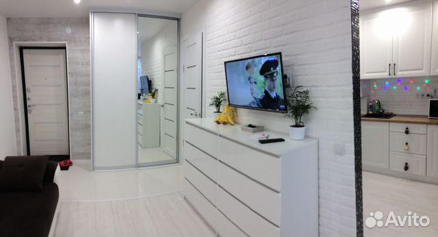 Продается однокомнатная квартира за 1 400 000 рублей. Калининградская область, Гурьевский городской округ, посёлок Голубево, поселок Новое Голубево.