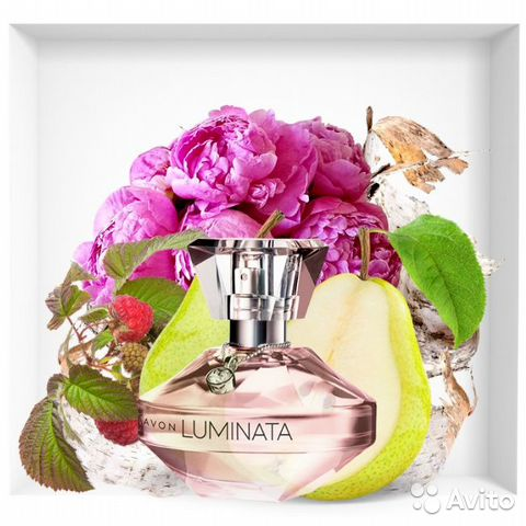 Avon Luminata Eau De Parfum купить в республике удмуртия на Avito