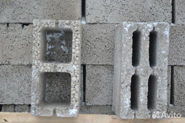 Керамзитобетонные блоки арт BKB 014 89602340216 купить 1