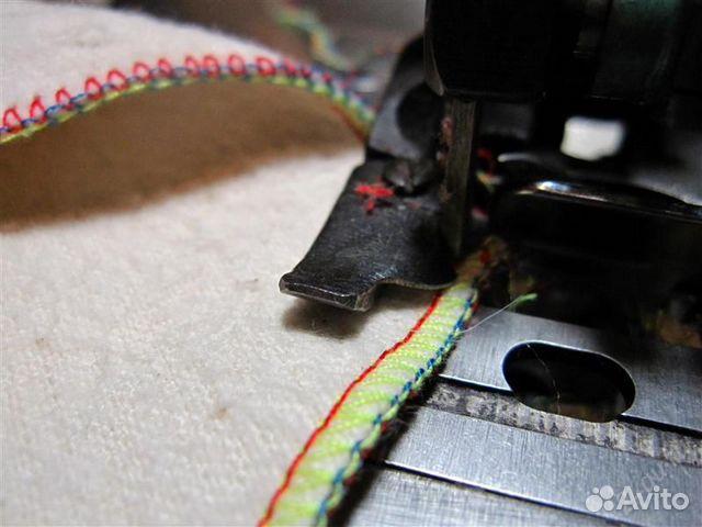 приставка краеобметочная бытовая оверлок инструкция - фото 8