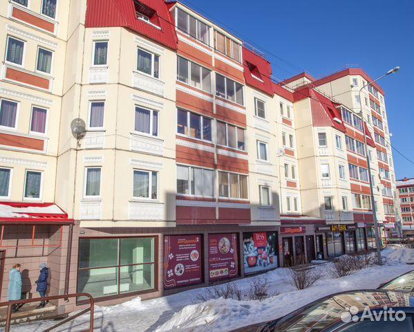 Продается трехкомнатная квартира за 4 500 000 рублей. Петрозаводск, Республика Карелия, улица Лизы Чайкиной, 12А, подъезд 1.