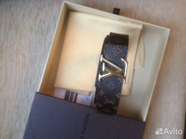 571b86e2e247 Ремень Louis Vuitton оригинал купить в Хабаровском крае на Avito ...