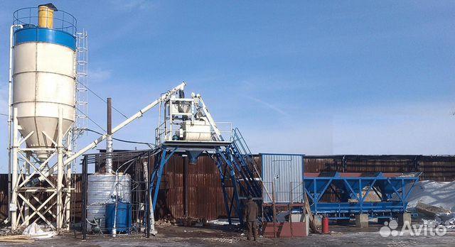 красноярский бетон завод