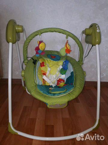 c09cda494be40 Детские качели купить в Оренбургской области на Avito — Объявления ...