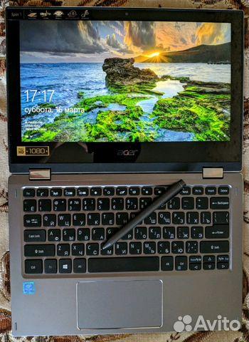 Acer spin 1 4/64 GB 89990807054 купить 1
