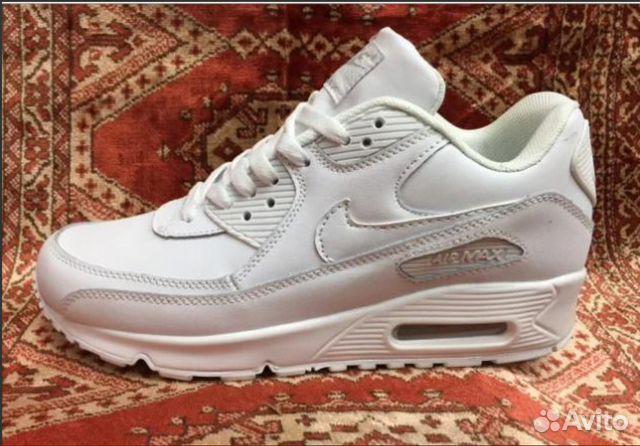 1f6ae290 Nike Air Max 90 white | Festima.Ru - Мониторинг объявлений